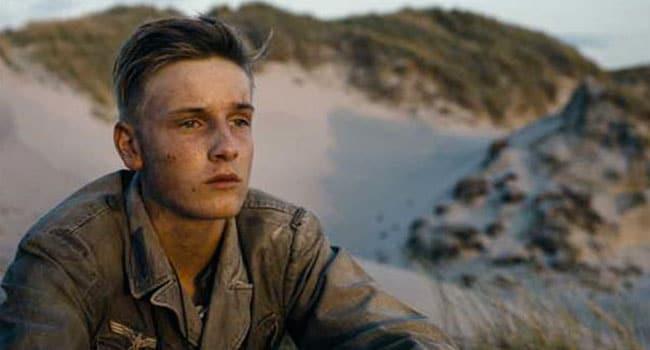Land of mine film guerra