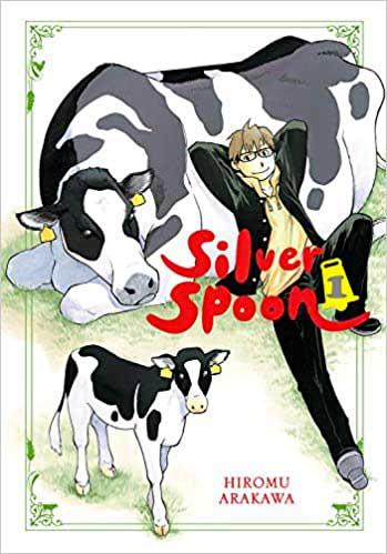 Silver Spoon manga